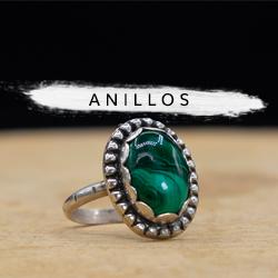 Anillos handmade